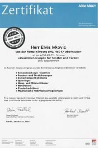 zertifikatassa